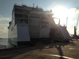 Ferry viajará semanalmente entre Cartagena y Panama