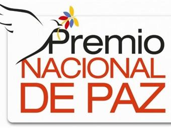 """Premio Nacional de Paz para el movimiento """"Ruta Pacífica de las Mujeres"""""""
