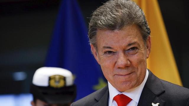 """Santos dice que es imposible una paz en Colombia con """"perdón y olvido"""""""