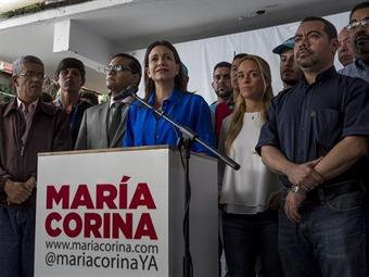 EEUU acusa a Venezuela de castigar a los críticos tras proceso contra Macha