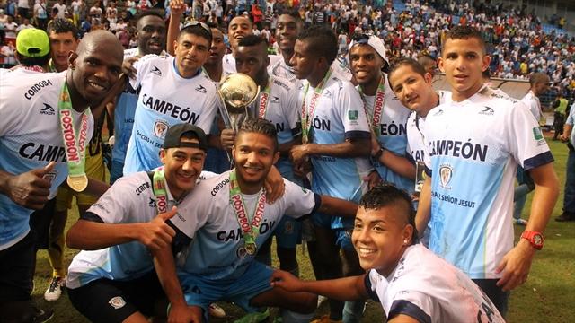 Jaguares, campeón del ascenso y es el nuevo equipo de la liga colombiana