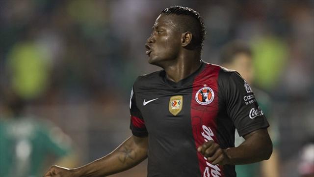 Duvier Riascos admite contactos con el Cruzeiro