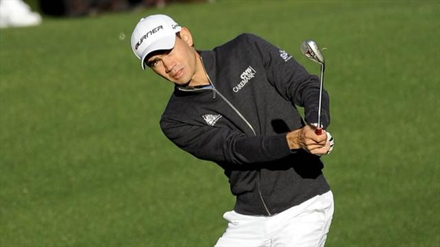 Camilo Villegas es tercero en el Sony Open de Hawái