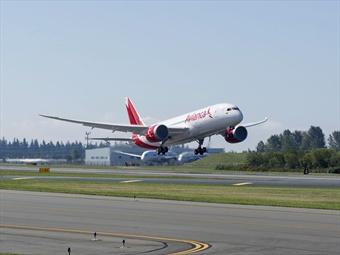 Avianca hará primer vuelo comercial Boeing 787-8 con destino a Nueva York