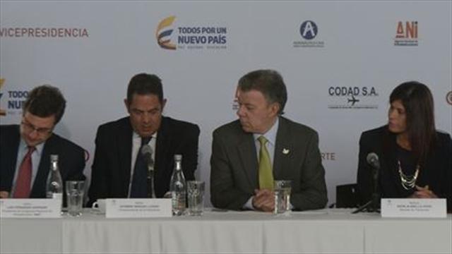 Entre Madrid y Facatativá quedaría aeropuerto El Dorado II