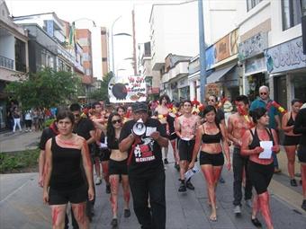 Arrancan en Medellín las campañas antitaurinas