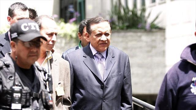 Hoy inicia juicio al general Maza Márquez