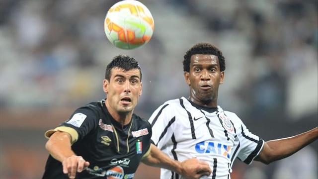 Once Caldas recibe a Corinthians con fe de poder superar la desventaja