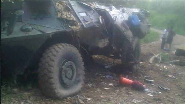 Ataque del ELN al Ejercito deja tres militares muertos en N. de Santander