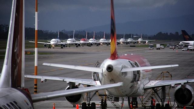 En un 20 por ciento se reducen operaciones aéreas en El Dorado