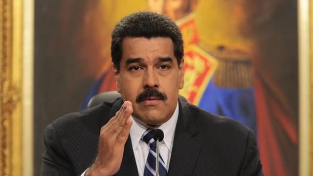 Maduro da a conocer audio de supuesto plan de golpe de Estado