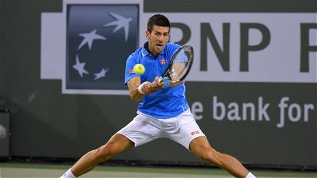 Djokovic y Murray avanzan a semifinales en Indian Wells
