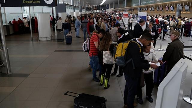 El mal clima afectó la operación aérea en El Dorado y otros aeropuertos