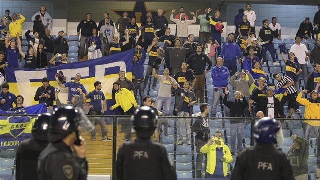 Justicia de Buenos Aires levantó clausura sobre el estadio del Boca Juniors