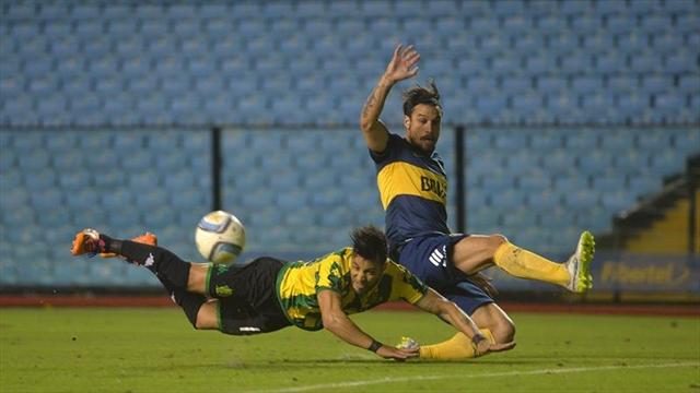 Boca Juniors perdió su invicto y ahora comparte el liderato con San Lorenzo