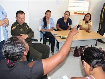 Piden más presencia policial en Centros de Salud de Cartagena por pandillas