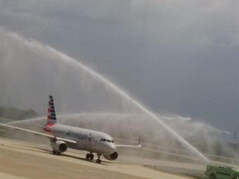 American Airlines inicia operaciones en Barranquilla