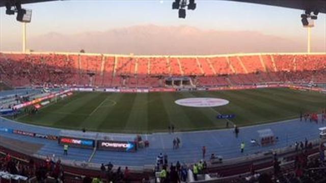 La otra historia del Estadio Nacional sale del olvido y se llena de memoria