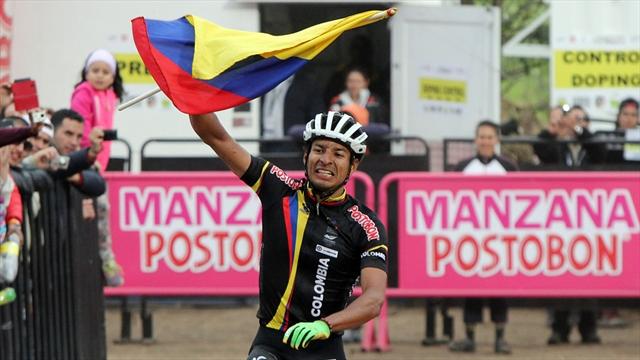 Colombia, entre las favoritas en ciclismo de montaña en los Panamericanos