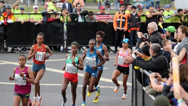 La atleta junior más rápida del mundo correrá Media Maratón de Bogotá