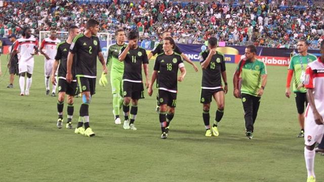 México y Costa Rica juegan una final adelantada en la Copa Oro