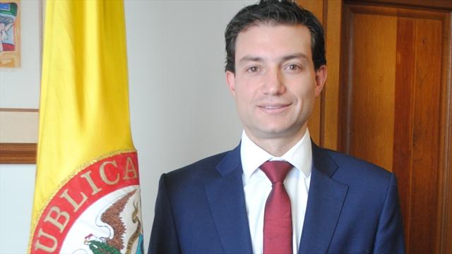 Carlos Felipe Córdoba, nuevo auditor general