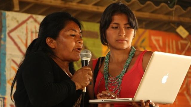 Indígenas denuncian falso Chamán argentino