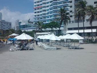 Las playas en Cartagena siguen generando polémica