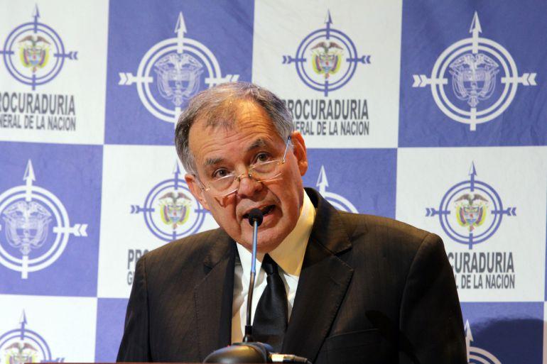 Alejandro Ordóñez Maldonado procurador General de la Nación