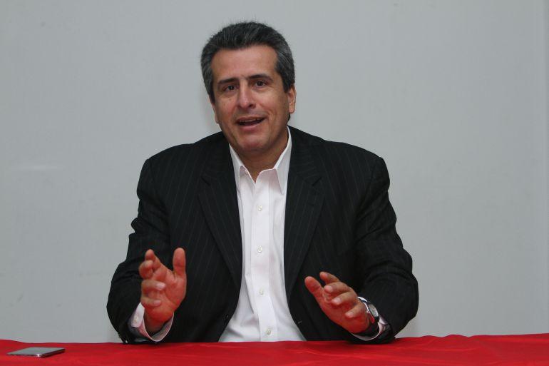 Senador Luis Fernando Velasco