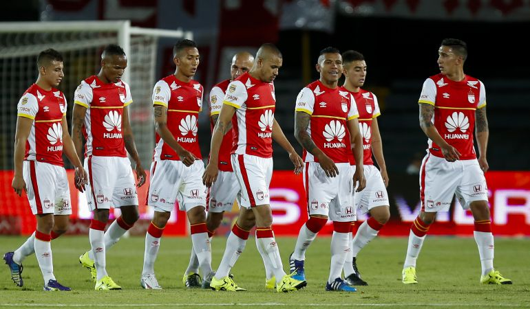 Independiente Santa Fe. Foto: Colprensa.