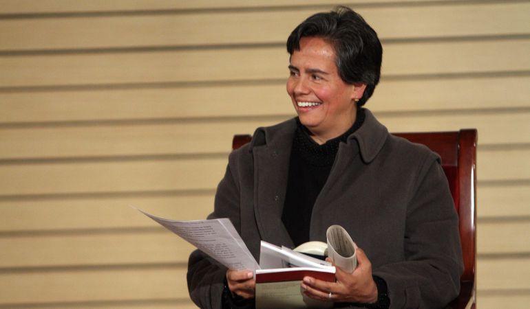 Marisol Garzón, hermana de Jaime Garzón.