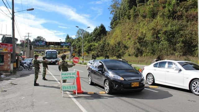 Farc aseguran que no derribaron helicóptero de la Policía en Antioquia