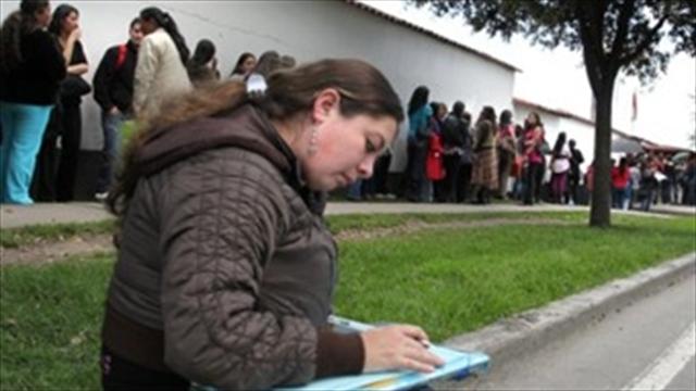 En septiembre 40.000 profesores presentarán evaluación para ascender