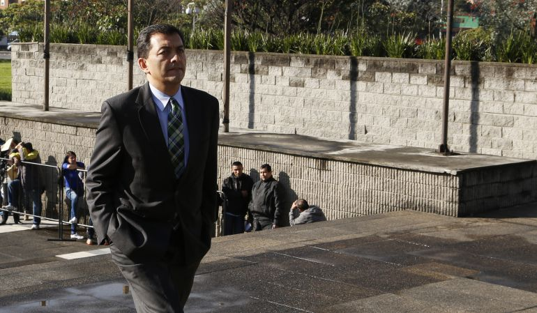 Luis Fernando Hoyos, ex asesor espiritual de la campaña de Oscar Ivan Zuluaga.