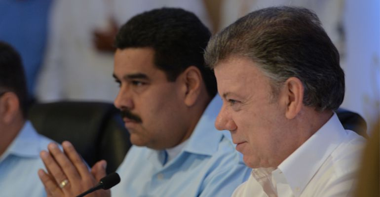 No he podido constatar cifras de colombianos en Venezuela: Santos