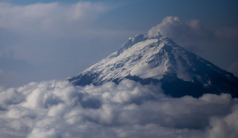 Se incrementa actividad sísmica del Nevado del Ruiz