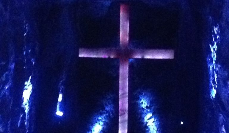 Foto: Catedral de Sal Zipaquira
