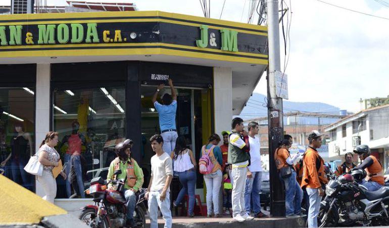 No deportados en Venezuela