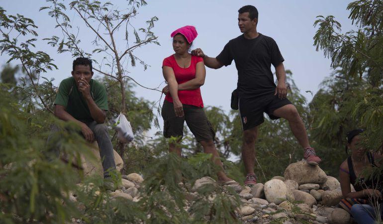 deportados venezuela: Confirmados 5 casos de varicela en deportados de Venezuela