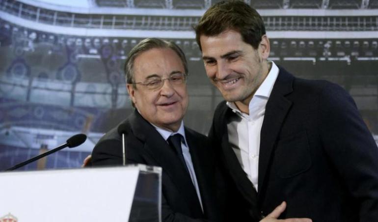 Nos equivocamos con la despedida de Iker Casillas: Florentino