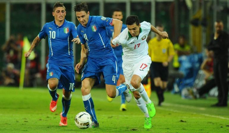 Italia - Bulgaria