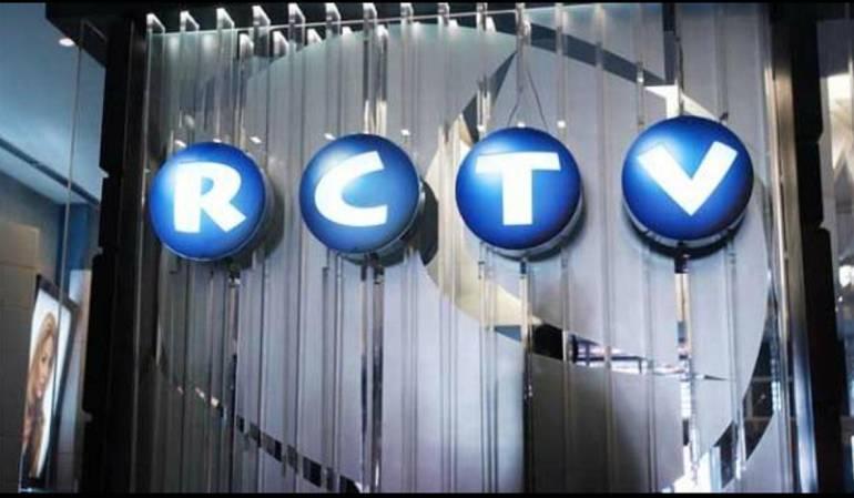 Radio Caracas Televisión más conocida por sus iniciales RCTV.