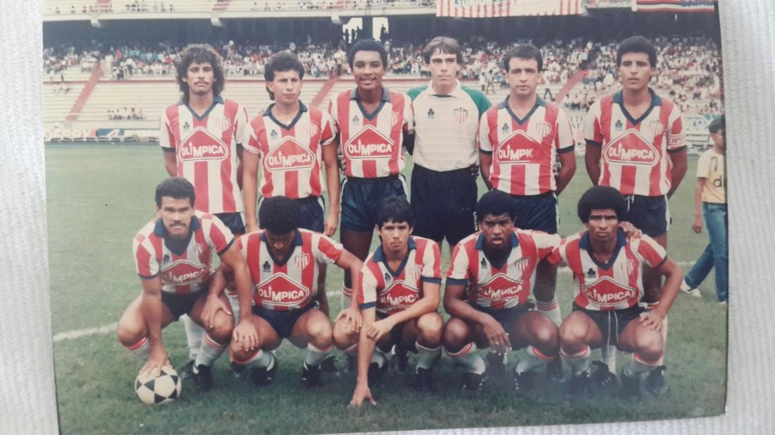 El Junior de Barranquilla de 1986