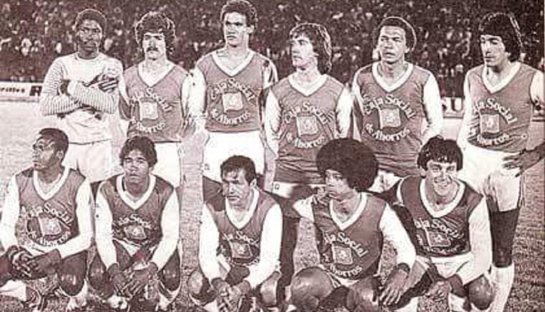El Independiente Santa Fe de 1983
