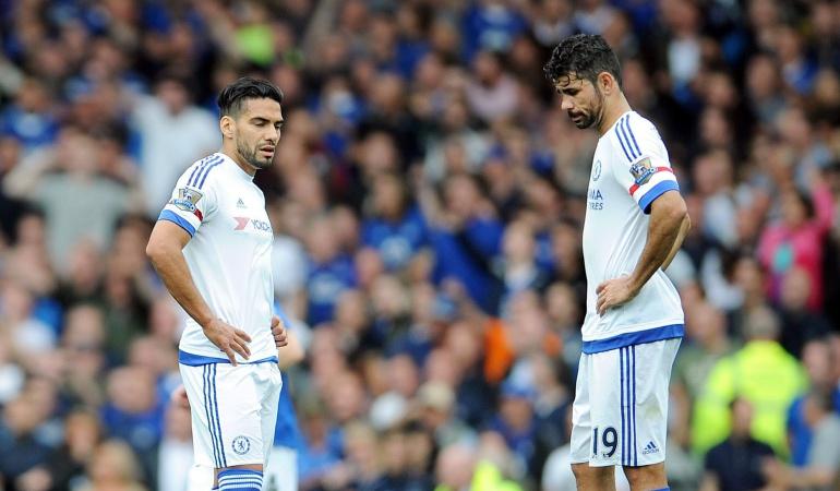 Chelsea vuelve a perder en la Premier