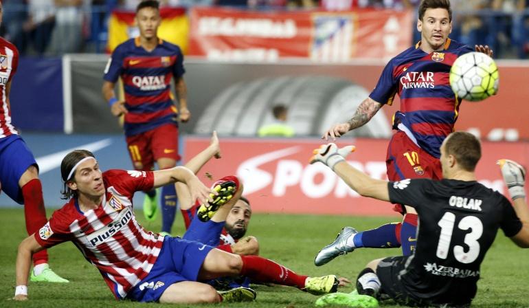 """Iniesta: """"Messi es un jugador único"""""""
