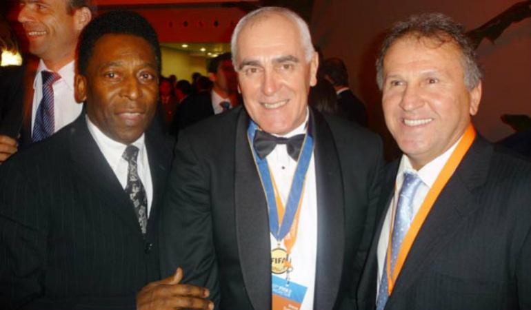 Pelé y Zico son invitados a la comisión del Senado que investiga a la CBF