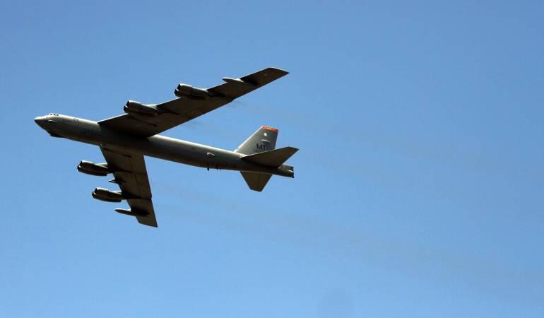 Aviones militares venezolanos sobrevolaron territorio colombiano