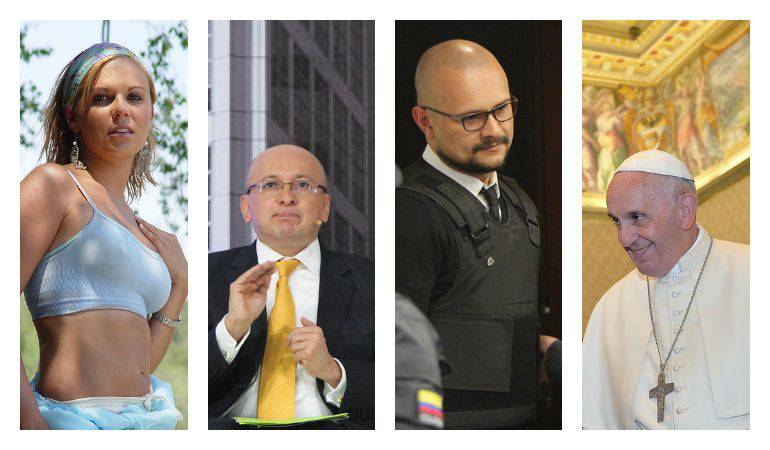 Carolina Sabino, el papa, el fiscal, el hacker